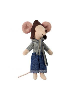 Maileg Mouse, racer big brother