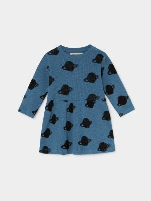 Bobo Choses Dress, All Over Small Saturn