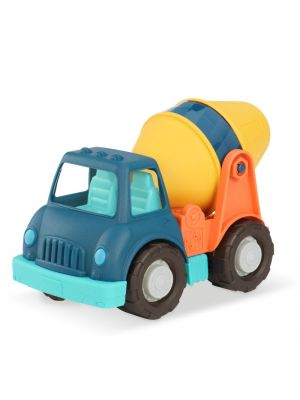 Wonder Wheels Betonbil