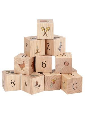 Konges Sløjd Wooden blocks