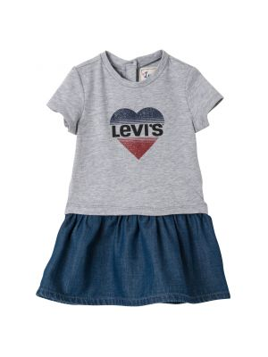 Levis Dress Violet, Grey Mel