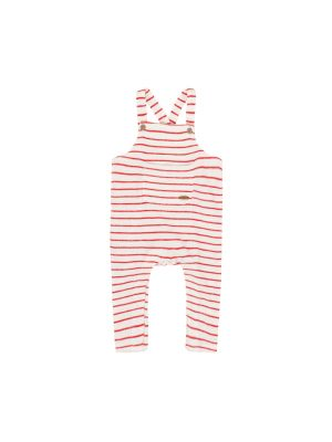 Hust & Claire Mitzy Overalls, Poppy red