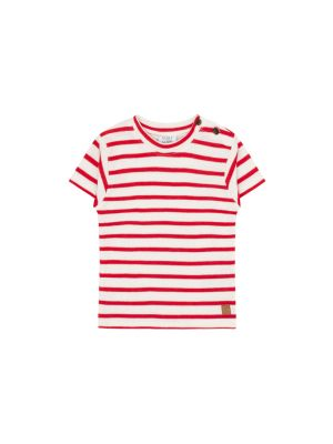 Hust & Claire Andy T-shirt, Red patrol