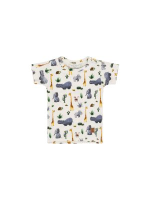 Hust & Claire Anker T-shirt, Ivory
