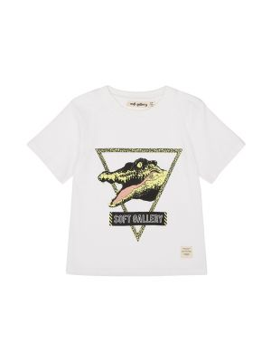 Soft Gallery Asger T-shirt, White