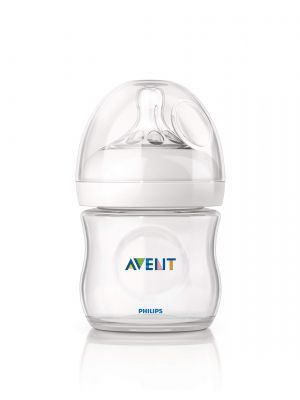 Avent Natural sutteflaske, 125 ml