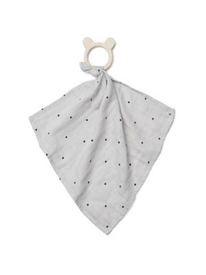 Liewood Dines nusseklud, Classic Dot Grey