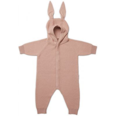 Liewood Linus Knit heldragt, Rabbit Rose