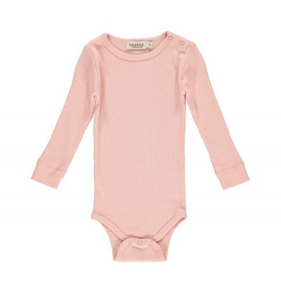 MarMar Body LS, Coral Rose